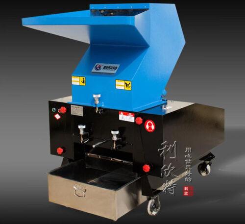 CE High quality Plastic Shredder / plastic bottle crusher / plastic granulator