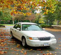 GRAND MARQUIS ~ 2010 MOTOR, 1998 BODY