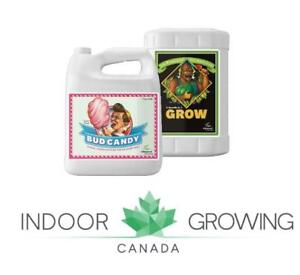 Nutrients & Additives - Indoor Hydroponic and Soil Growing | IndoorGrowingCanada.com