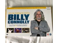 Billy Connolly DVD £7 NEW Father's Day gift