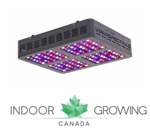 VIPARSPECTRA Grow Lights - Indoor Hydroponic and Soil Growing | IndoorGrowingCanada.com