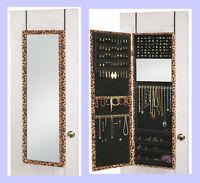 armoire/miroir à bijoux