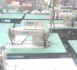 JUKI INDUSTRIAL SEWING MACHINES WHOLESALE TORONTO