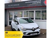 2018 Renault Clio DYNAMIQUE S NAV TCE HATCHBACK Petrol Manual