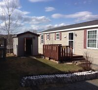Ready to move in 2 Bedroom 7 yr old Mini Home in Sackville