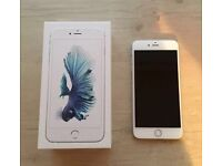 Apple iPhone 6s Plus 64gb mint condition like new ( unlocked )