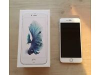Iphone 6s Plus Silver UNLOCKED to ALL NETWORKS 16gb swap for 32gb OR 64gb equivalent