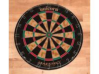 Unicorn maestro dartboard