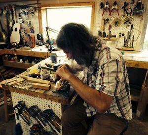 Guitar Building & Repair School Revelstoke British Columbia image 2