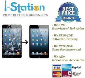 Best Price iPad Cracked Screen LCD & Digitizer Repair Service Osborne Park Stirling Area Preview