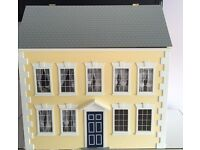 Collectable dolls house