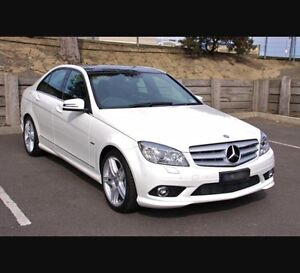 2008 Mercedes Benz C350 with AMG Package/ Panoramic Roof