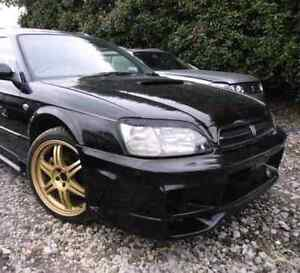 2000 Subaru Legacy GTB etune, 5 speed, ej208 twin turbo