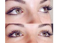 mink eyelash extensions, Individual lashes!