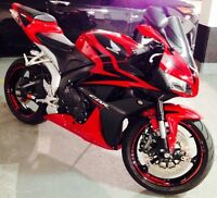 2008 CBR 600RR Low KM! Immaculate Condition!