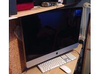 """Apple iMac 27"""" - 8GB RAM 1TB Memory 3.06GHZ Intel (Late 2009) ATI Radeon HD"""