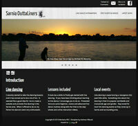 Website Creation and Curation