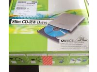 slim portable cd drive