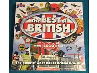 The Best of British - LOGO FAMILY game