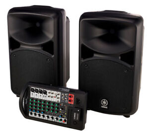 Holiday Sale! Yamaha STAGEPAS 600BT PA System + Gift Card