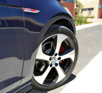 "2015 Volkswagen GTI 18"" wheels Michelin PilotSport 225/40R18 NEW"
