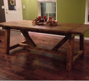 •• WoodWorth Truss Tables ••