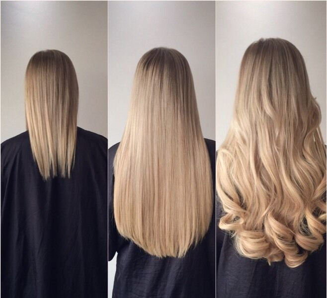 Clip In Hair Extensions In Glasgow Prices Of Remy Hair