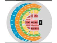 2 - Premier League Darts- Centre Seats- Thursday 9/3 @ hydro