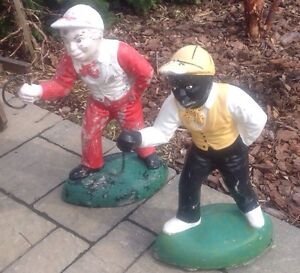 Cement Lawn statues vintage  London Ontario image 1