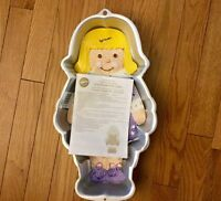 Wilton Storybook Doll cake pan