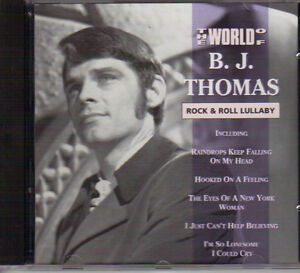 The World of B.J. Thomas - Rock & Roll Lullaby West Island Greater Montréal image 1