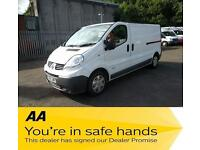 Renault Trafic LL29 DCI S/R