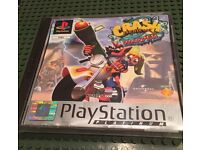 Playstion 1 boxed game, Sony ps1