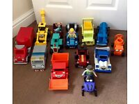Bob The Builder Toy's
