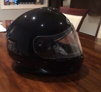 HTC Motorcycle Helmet (PERFECT CONDITION)!!!!!