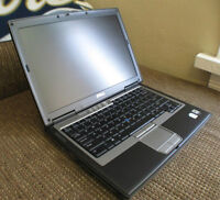 Laptop Dell Latitude D620 4GB windows 7 514-999-6996