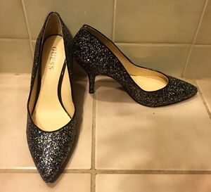 Heels - Guess, Lillian, others......  size 6-7 Kitchener / Waterloo Kitchener Area image 2