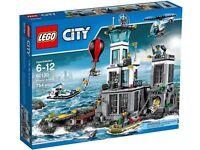 LEGO CITY (60130) prison island