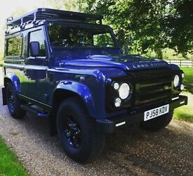 Landrover defender 90 Puma Tdci County high spec modified 72k miles 4x4