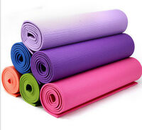 Brand New Anti-Sweat PVC Yoga Mat