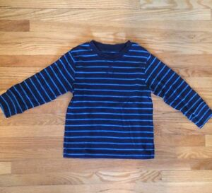 Waffle shirt - 2T Kitchener / Waterloo Kitchener Area image 1