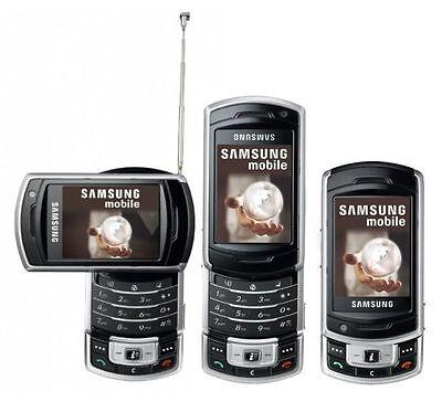 Unlocked Gsm Triband Bluetooth Phone - SAMSUNG P930,UNLOCKED TRIBAND CAMERA,BLUETOOTH,MOBILE TV, UNIQUE GSM CELLPHONE