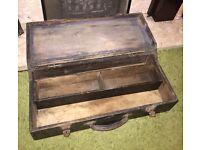 Retro Carpenter's Tool Box
