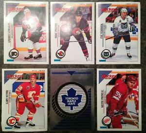 Panini 1993-1994 NHL Hockey Stickers for sale