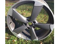 """19"""" Alloy Genuine rS Audi Rotor"""