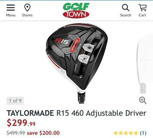 Taylor Made R15 Driver (RH)