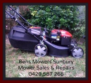 Lawn Mowers ✴✴FROM✴✴$100 with catcher & warranty Sunbury Hume Area Preview