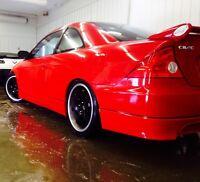 05 Honda Civic LX Reverb