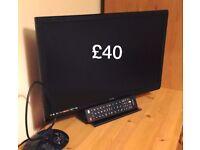 """22"""" TV LED HD"""