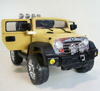 Voiture electrique/Jeep Wrangler12V/Remote controled ride on toy